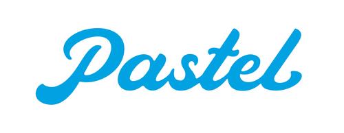 パステルロゴ