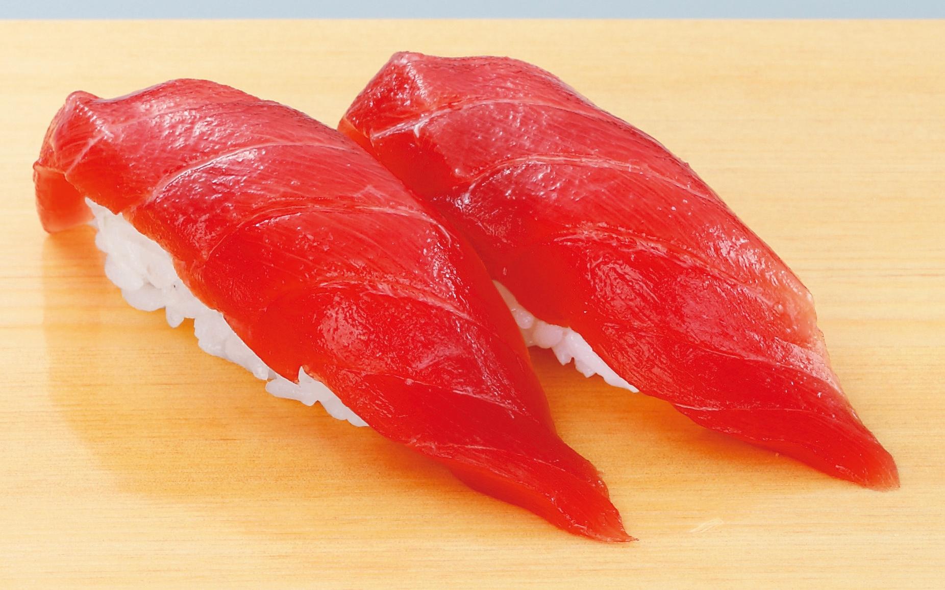 マグロ寿司の画像