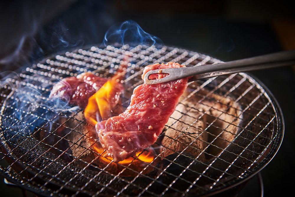 焼肉の画像