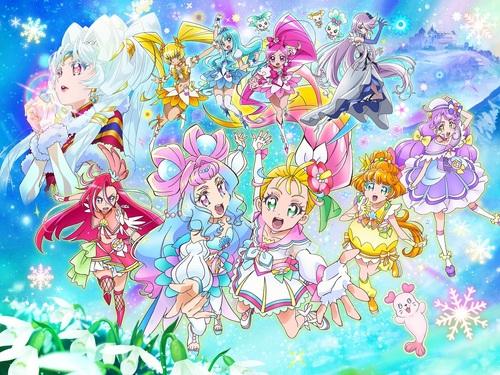 「映画トロピカル~ジュ!プリキュア 雪のプリンセスと奇跡の指輪!」公開記念!クイズラリー開催!