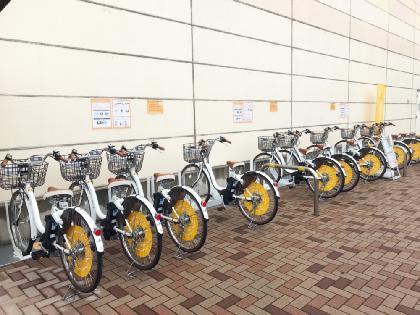 HELLO CYCLING シェアサイクルのご利用が出来るようになりました。の画像