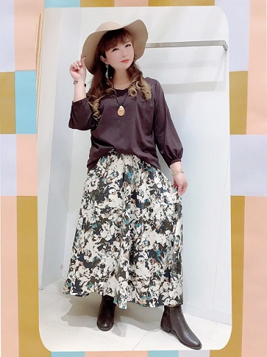 イレヘム型スカート