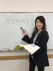 韓国語超入門 シンソナ先生