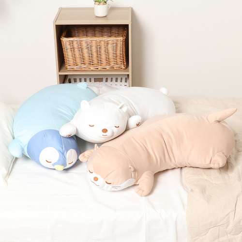 涼感抱き枕