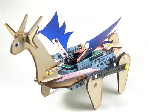 ドラゴンロボット