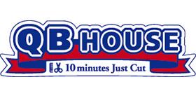 QBhouseのロゴ画像