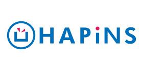 HAPinSのロゴ画像